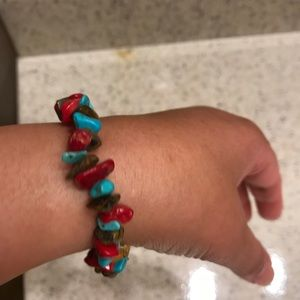 ⚡️FINAL PRICE⚡️ Vintage Colored Rock-like Bracelet